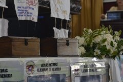 Audiencia por las personas desaparecidas en San Onofre (Sucre). Universidad de Cartagena.