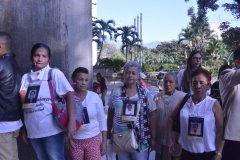 Audiencia por los desaparecidos de la Comuna 13 de Medellín