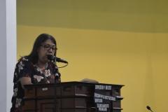 Adriana Arboleda, vocera del Movice y directora de la Corporación Jurídica Libertad