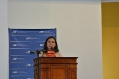 Laura Montoya. Intervención Movice nacional