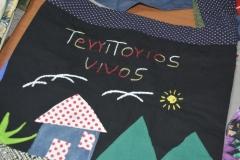 Artesanías Movimiento Ríos Vivos.
