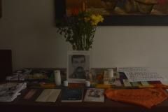 Galería de la memoria en casa Movice