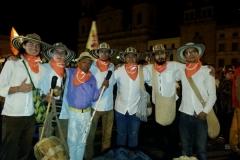 Agrupación de gaiteros de Ovejas (Sucre)