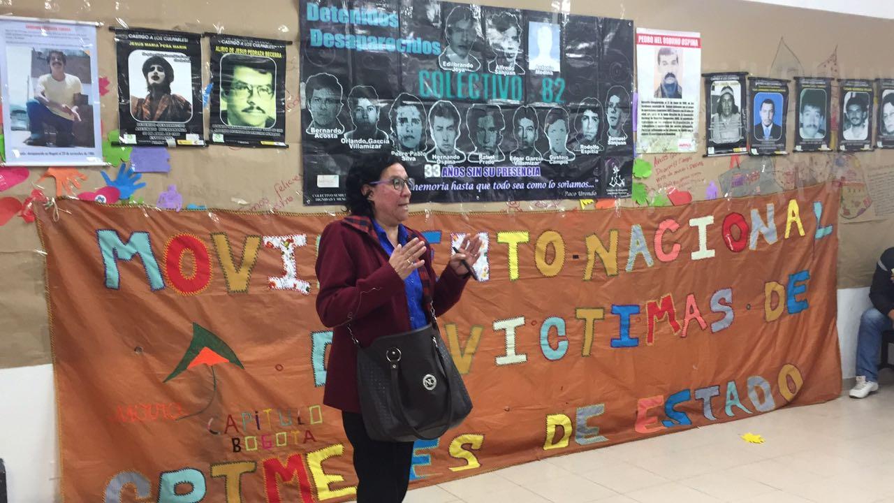 Reflexión del Colectivo 82 en la Semana Internacional del detenido-desaparecido