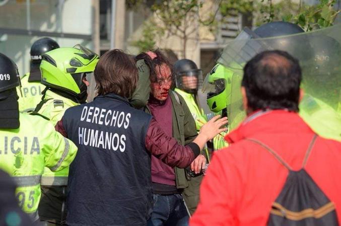 La Alcaldía Mayor de Bogotá estigmatiza y promueve violaciones a los derechos humanos contra el movimiento estudiantil