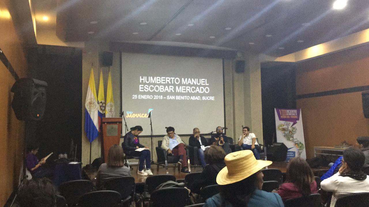 Observadores académicos internacionales piden que se respete la paz en Colombia