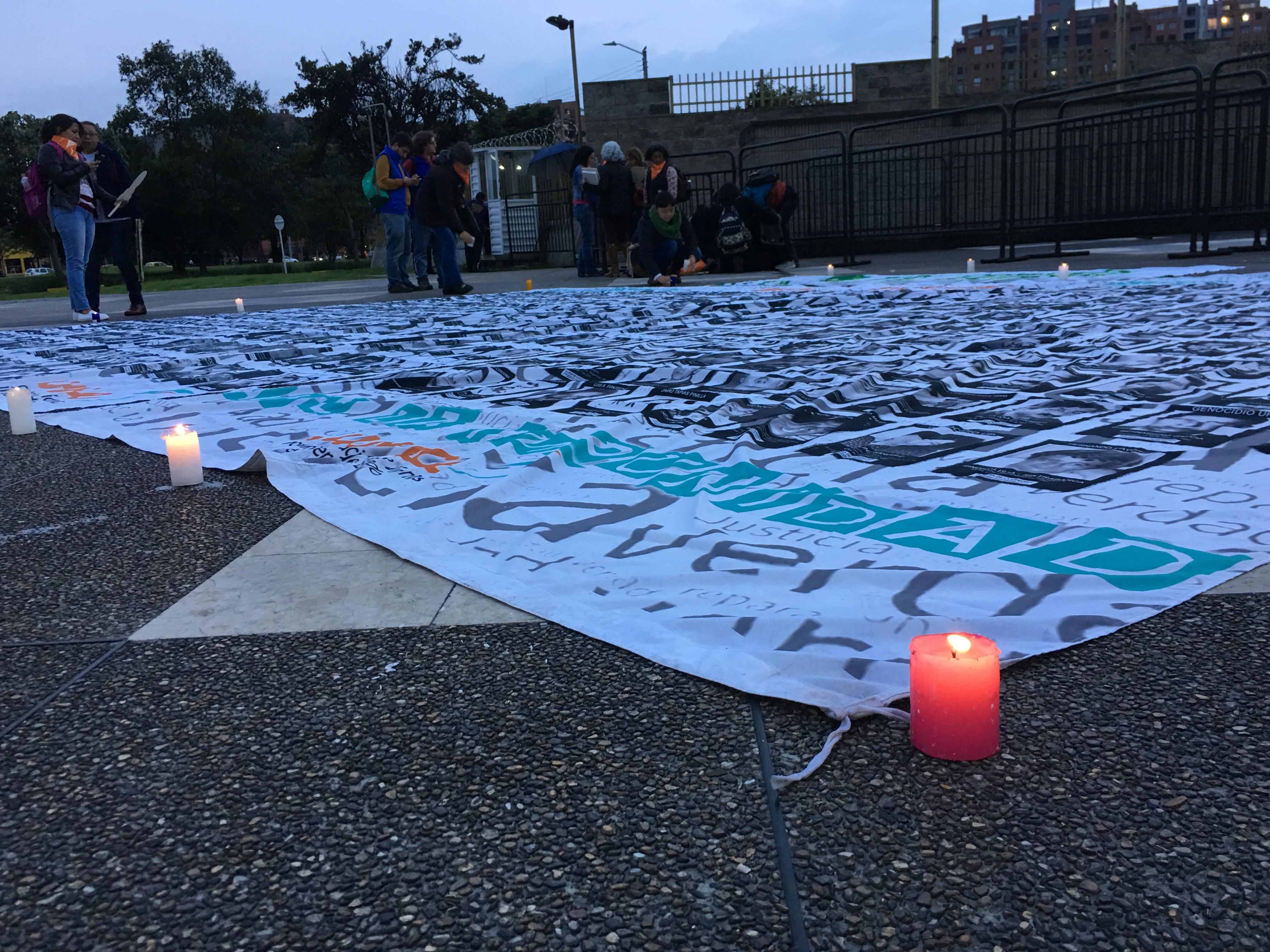 Semana Internacional del Detenido Desaparecido del 27 al 31 de mayo de 2019