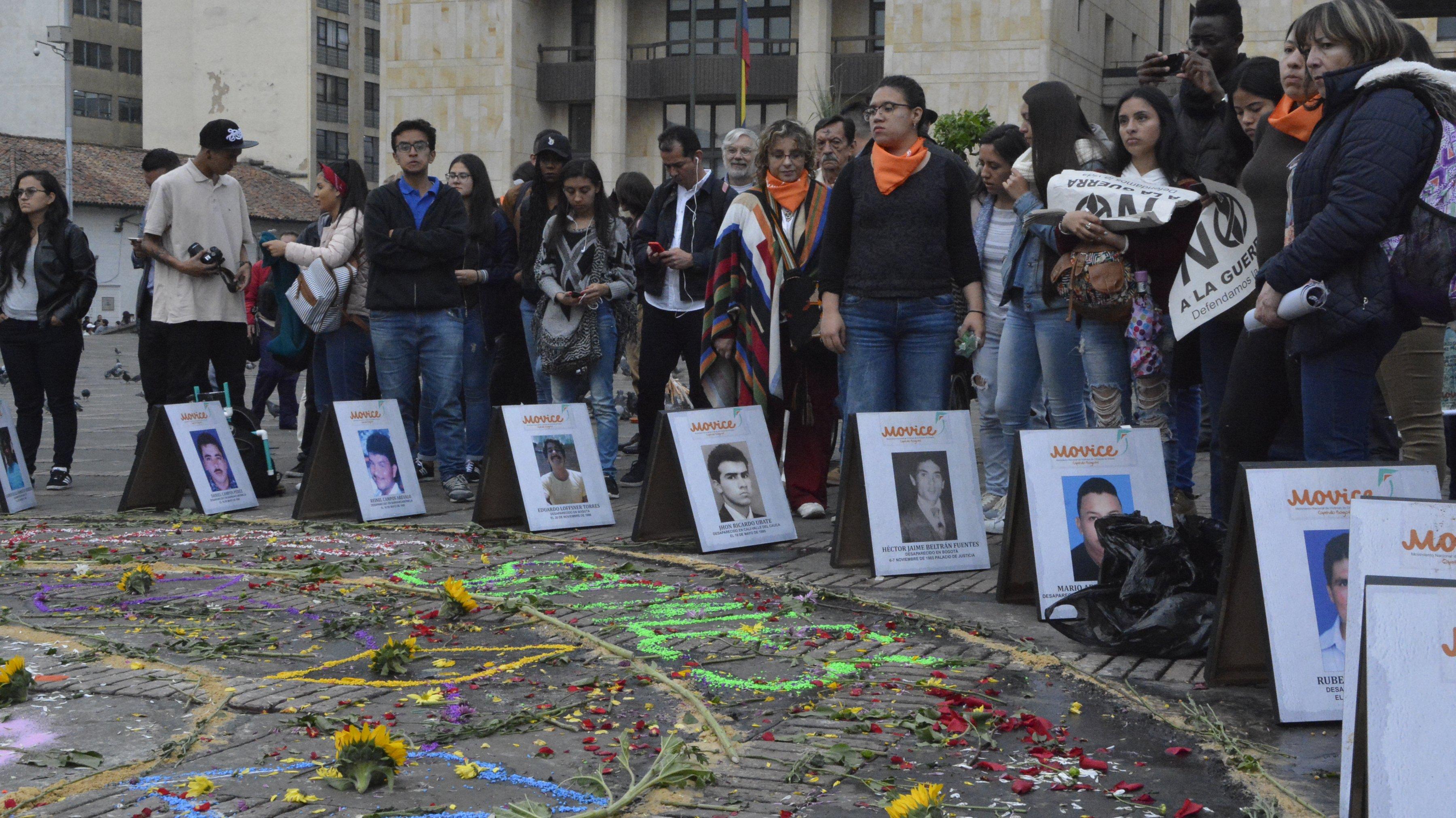 Las víctimas de crímenes de Estado convocamos este 26 de julio a la movilización por la vida