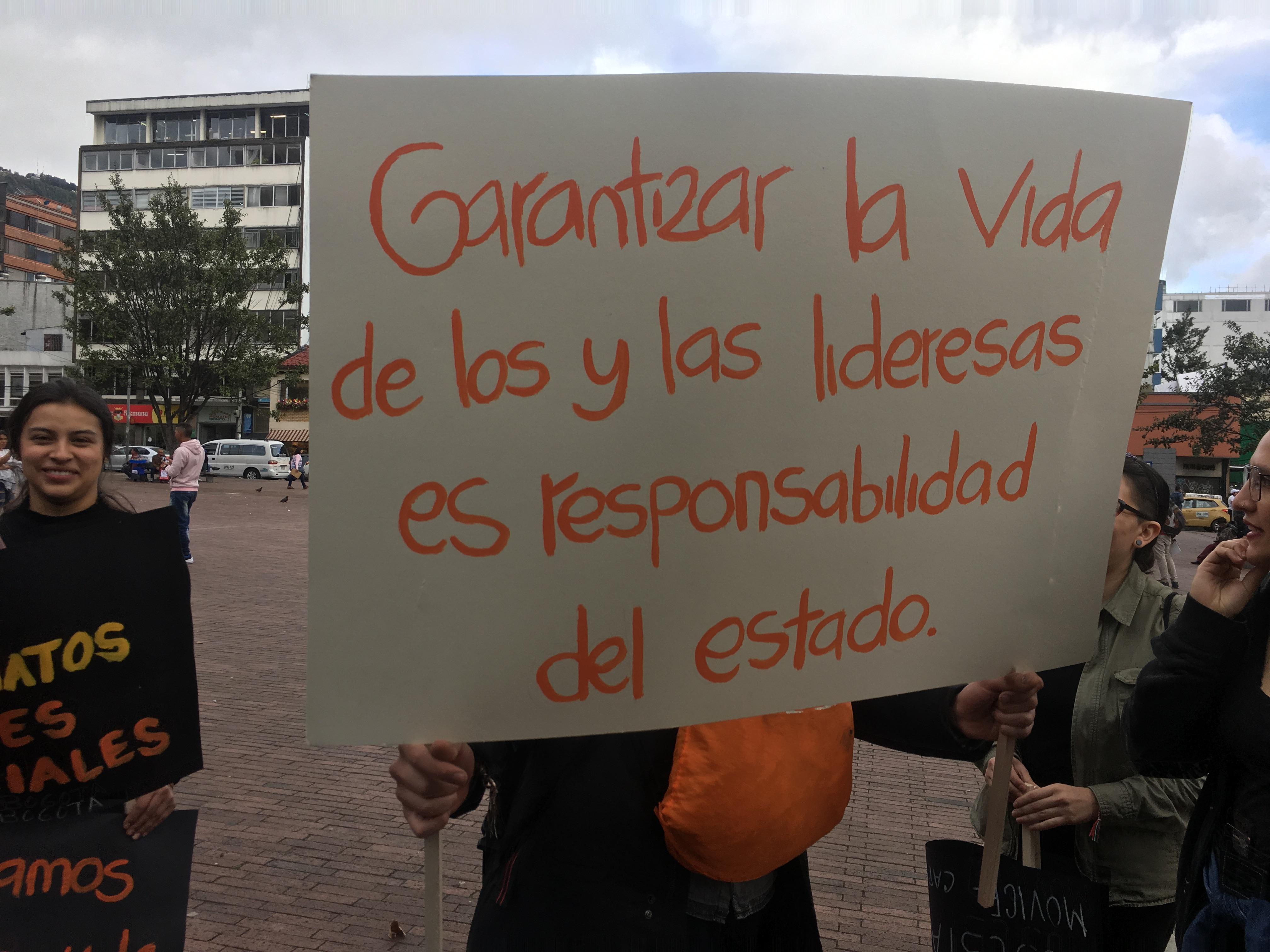 Denuncia pública: hostigamientos contra lider social en los Montes de María