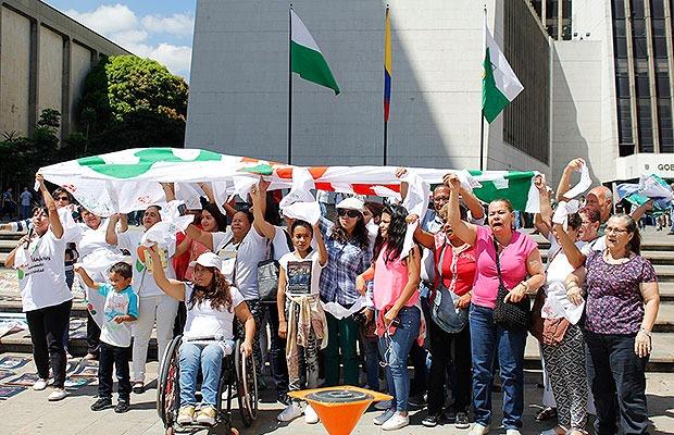 Crímenes de Estado Nunca Más: 18 años de la Operación Mariscal en la Comuna 13 de Medellín