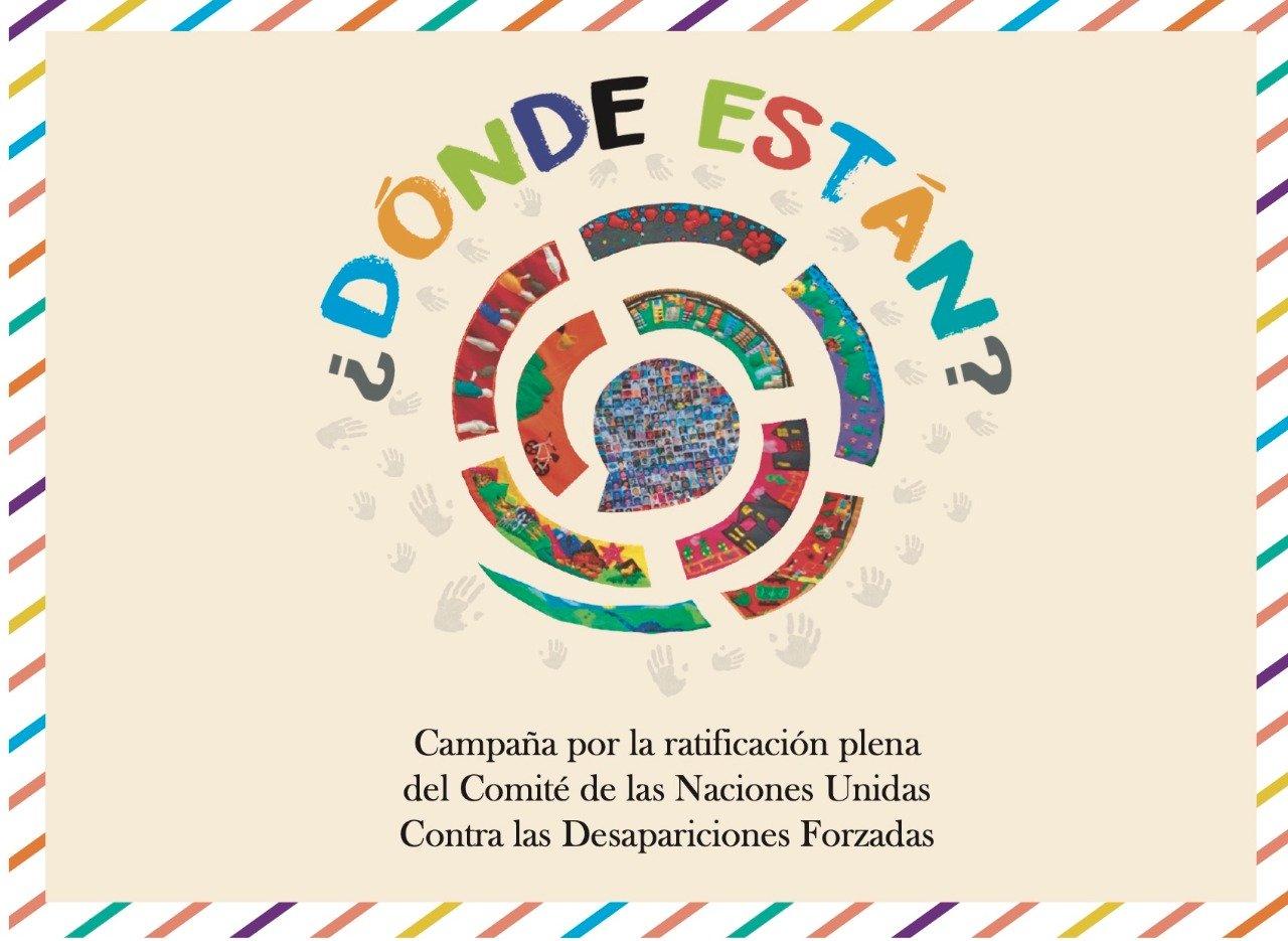 Semana Internacional del Detenido Desaparecido 2020