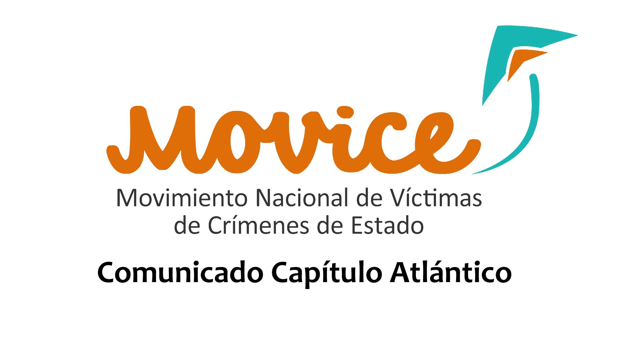 Denuncia pública: seguimientos a integrantes del Movice en Atlántico