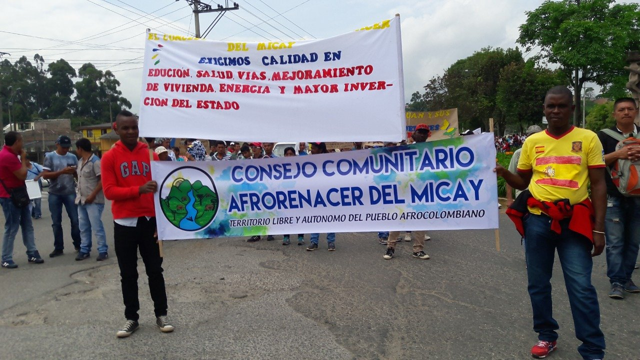 Inicia convocatoria para la primera caravana al Cañón del Micay en Cauca