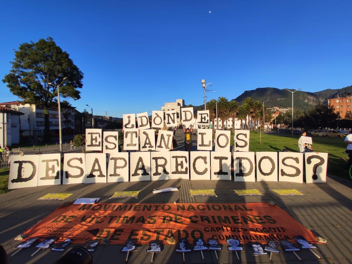 ¡Agéndate! Semana Internacional de las Personas Detenidas Desaparecidas 2021 #ParoNacional