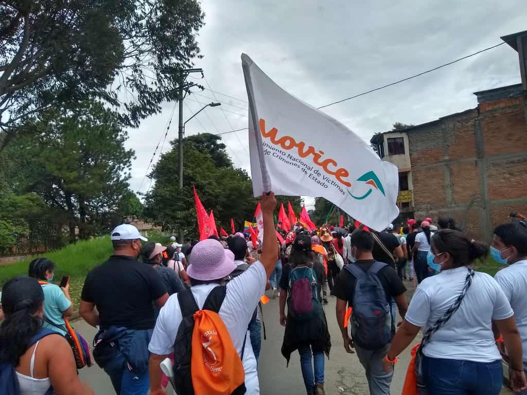 Acción urgente: ATAQUE ARMADO A LA MINGA Y GRAVES VIOLACIONES A LOS DERECHOS HUMANOS EN CALI